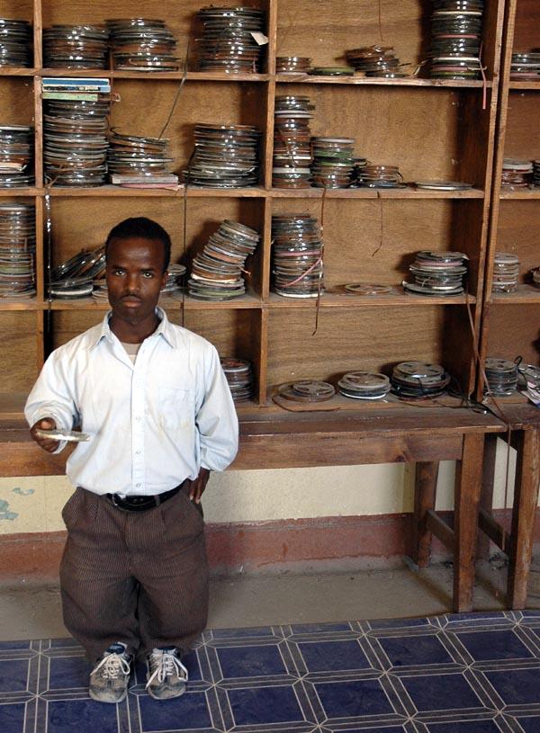 Somalia, Radio Hargeisa archives, 2006