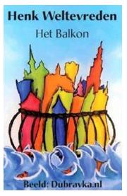 Het Balkon cover (Uitgeverij Matchboox 2010)