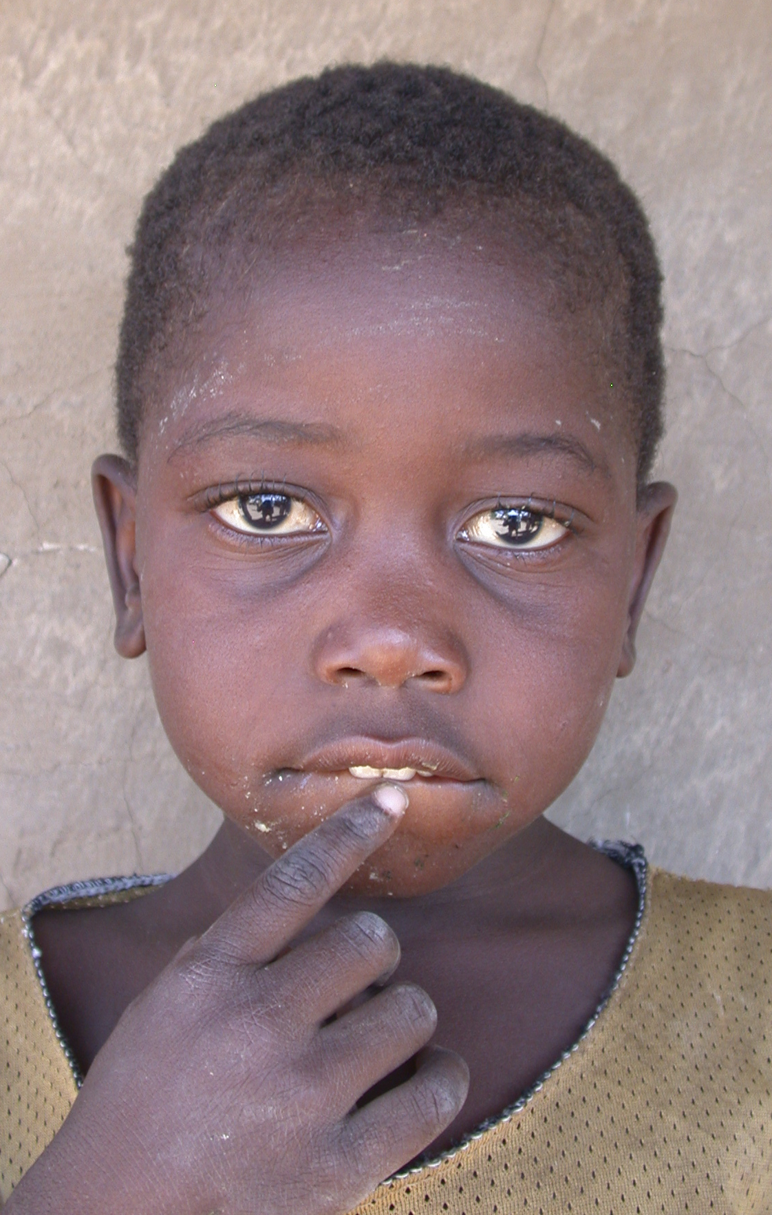 Lozi girl 1 (Zambia 2005)