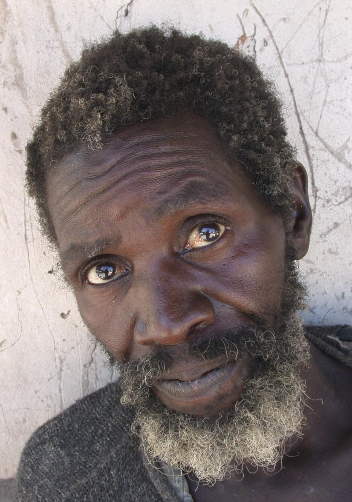 Lozi man 1 (Zambia 2005)