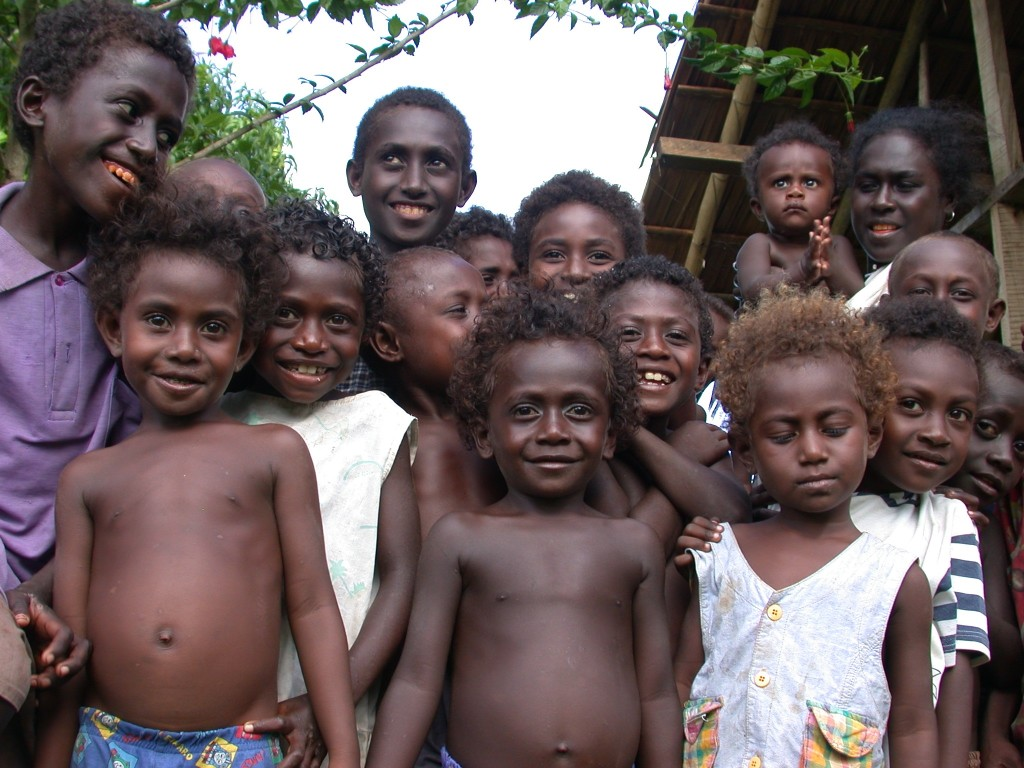 Bougainville, Oceania, 2003