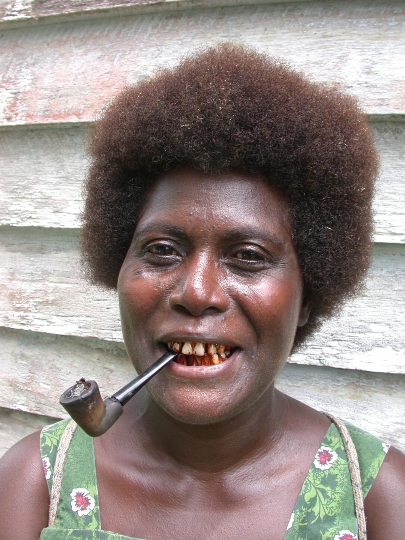 Papua New Guinea, 2003