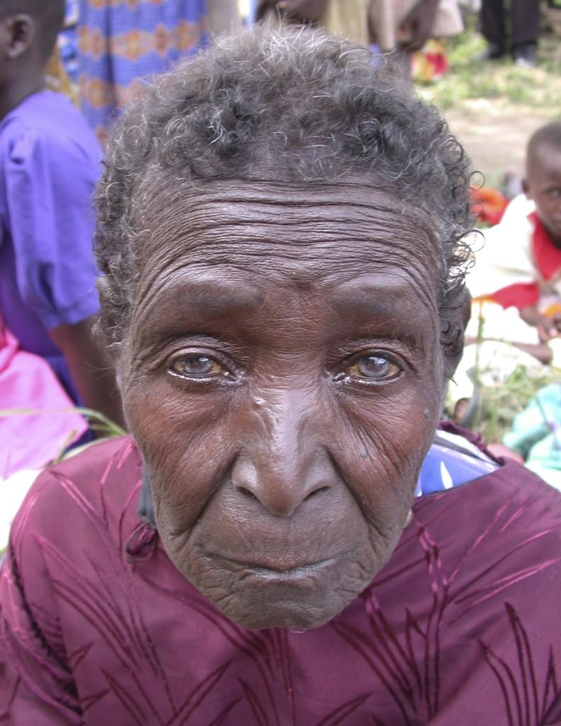 North Uganda, 2005