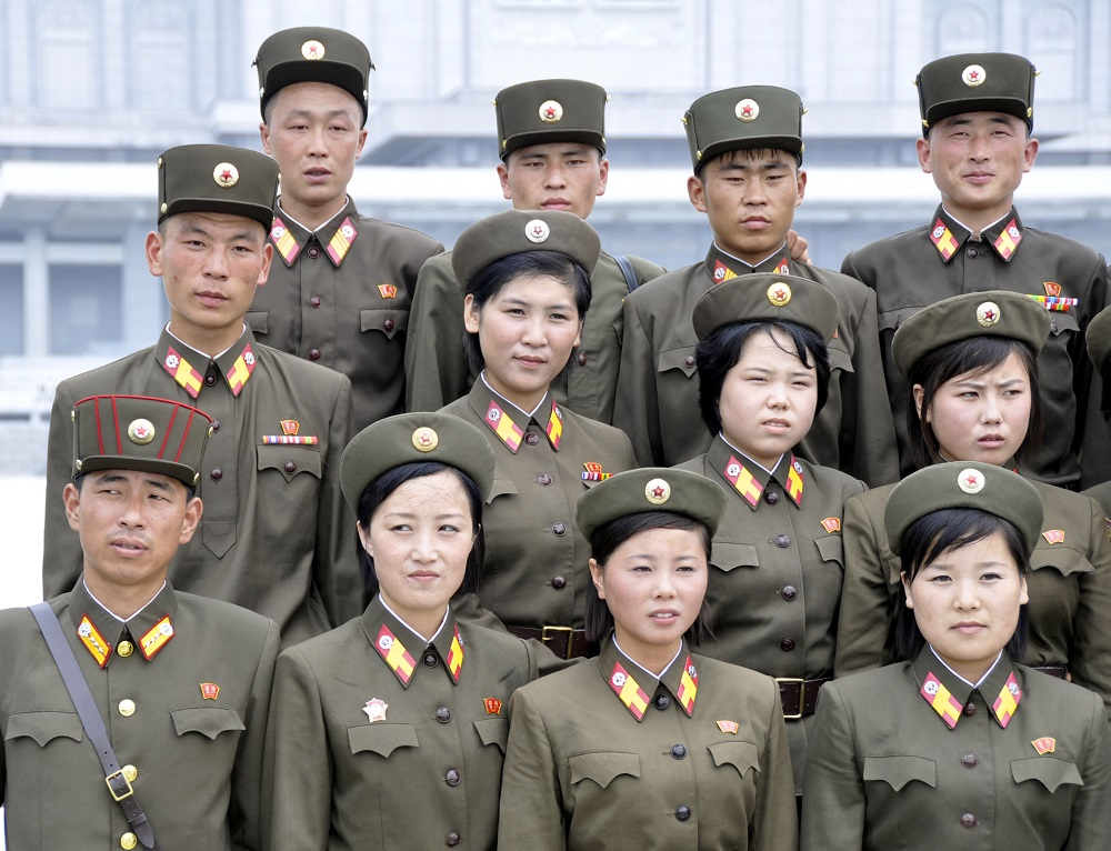 North-Korea, 2013