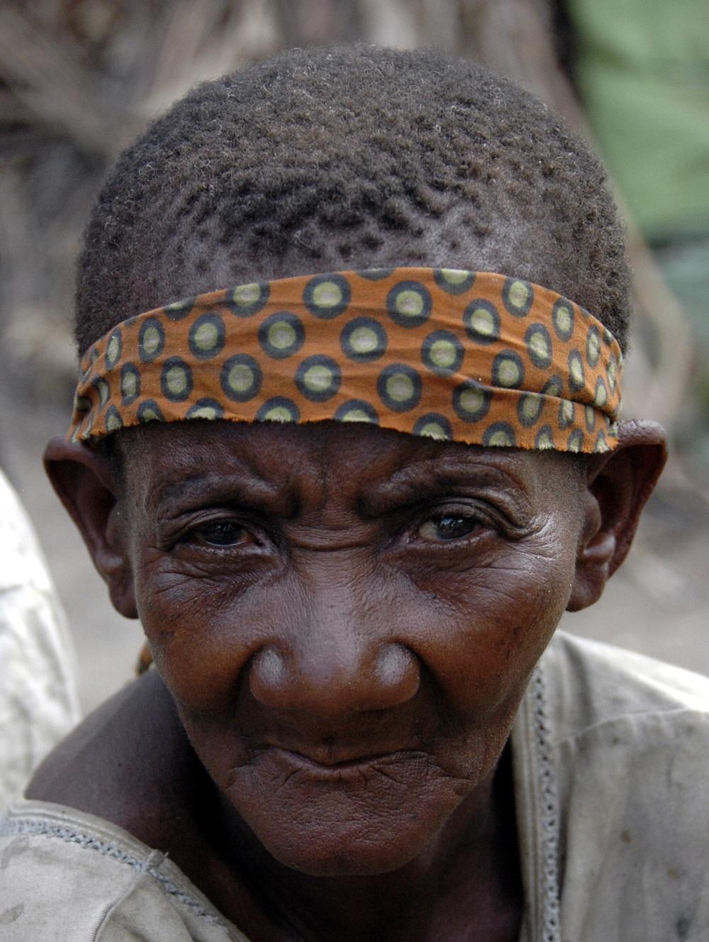 Congo, pygmee, 2006
