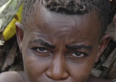 Congo, pygmee, 2003