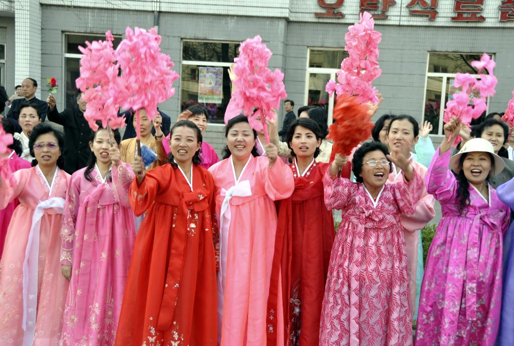 North-Korea, 2009