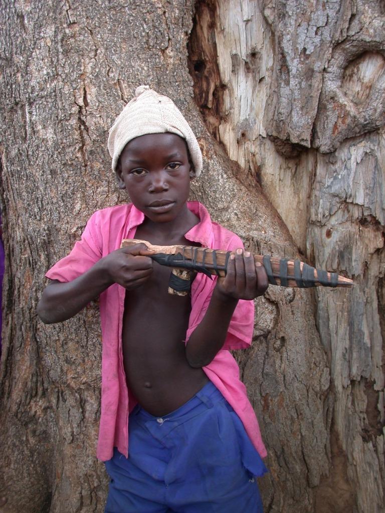 North Uganda, LRA Area, 2005