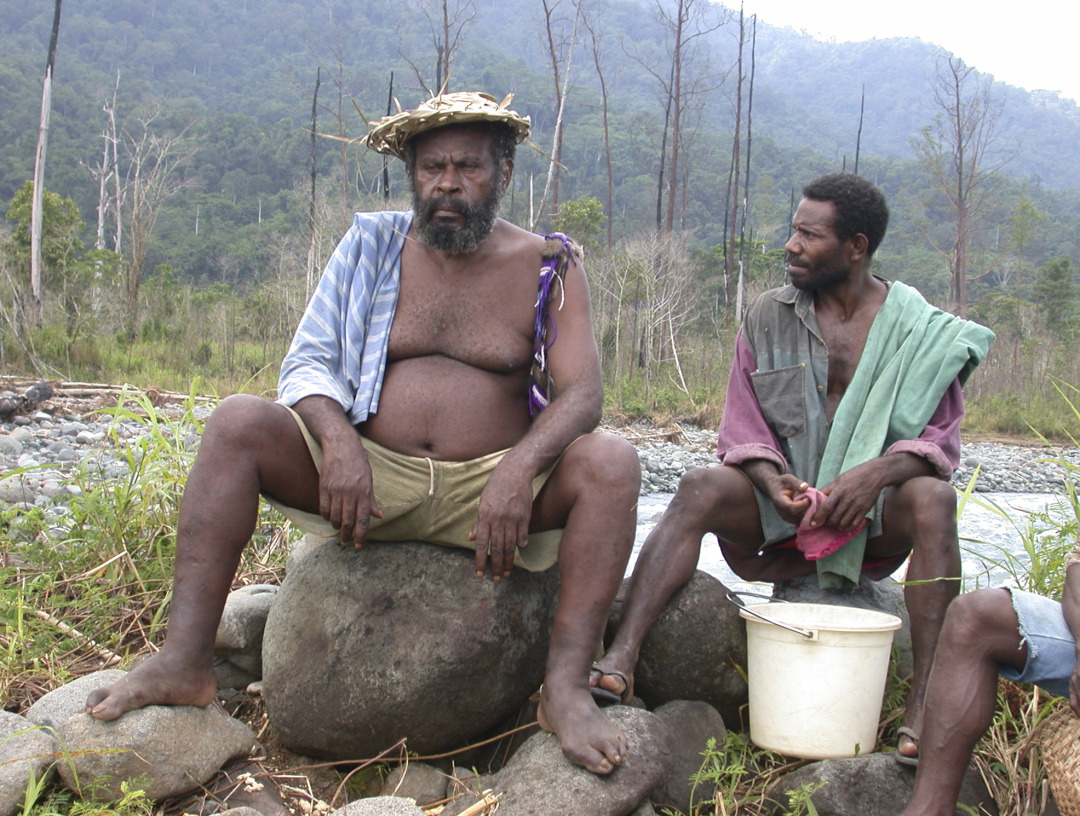 Papua New Guinea, West New Britain, 2003