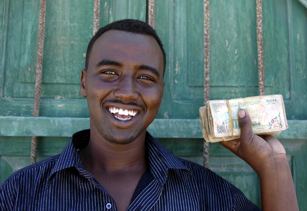 Somalia, Puntland, 2007